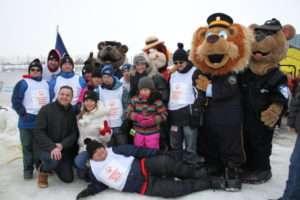 Défi de l'ours polaire 2015